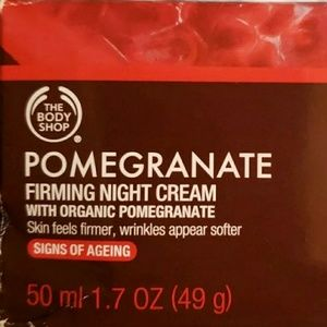 Pomegranate firming cream THE BODY SHOP
